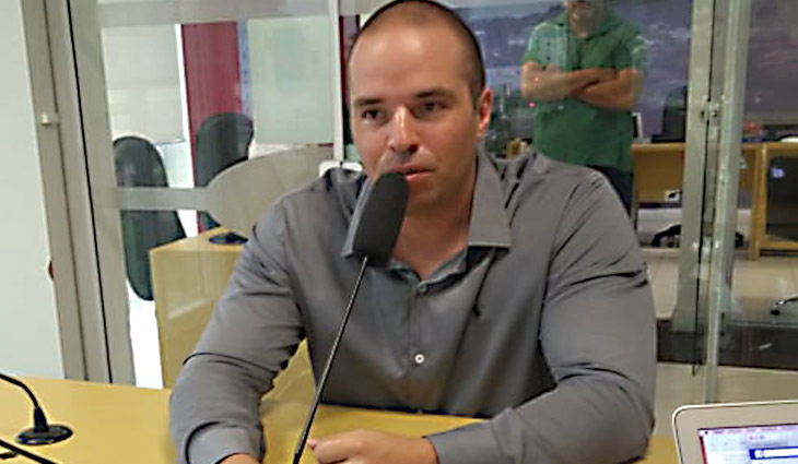 PSL CATARINENSE NOTIFICA DEPUTADO – Parlamentar diz que partido do governador está de olho no seu mandato.