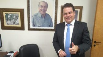 GOVERNADOR ANUNCIA UNIDADE DA CEASA PARA LAGES – Ideia do Vereador Osni tem como padrinho o deputado Minotto.