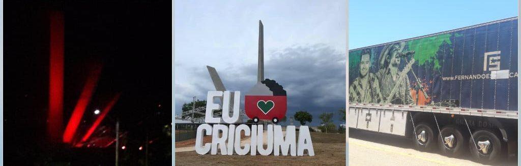 NOTÍCIAS DO SUL/SC – Criciúma aperta cerco ao Covid e suspende até o transporte urbano.