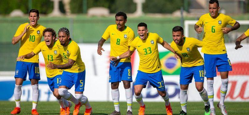 FUTEBOL BRASILEIRO ESTÁ CRESCENDO NO CONTINENTE – Últimas competições revelam certa superioridade.
