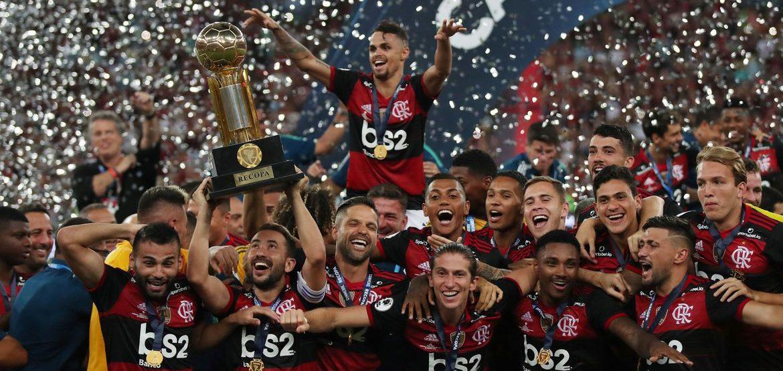 FLAMENGO, O LEVANTADOR DE TAÇAS – Campeão da Recopa Sul Americana! Mais taças que derrotas!