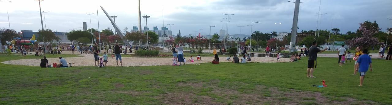PARQUES E EQUIPAMENTOS DE ESPORTE E LAZER – Maior investimento em saúde de uma cidade