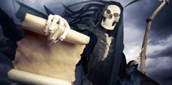 POR QUE ALGUNS MORREM MAIS CEDO? – Geralmente por infortúnios e autoflagelo pela boca.