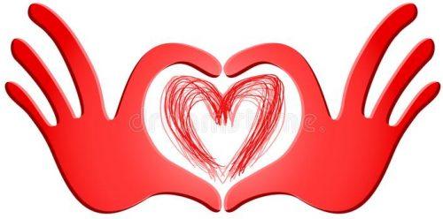 ilustração-imaginativa-do-coração-114897519