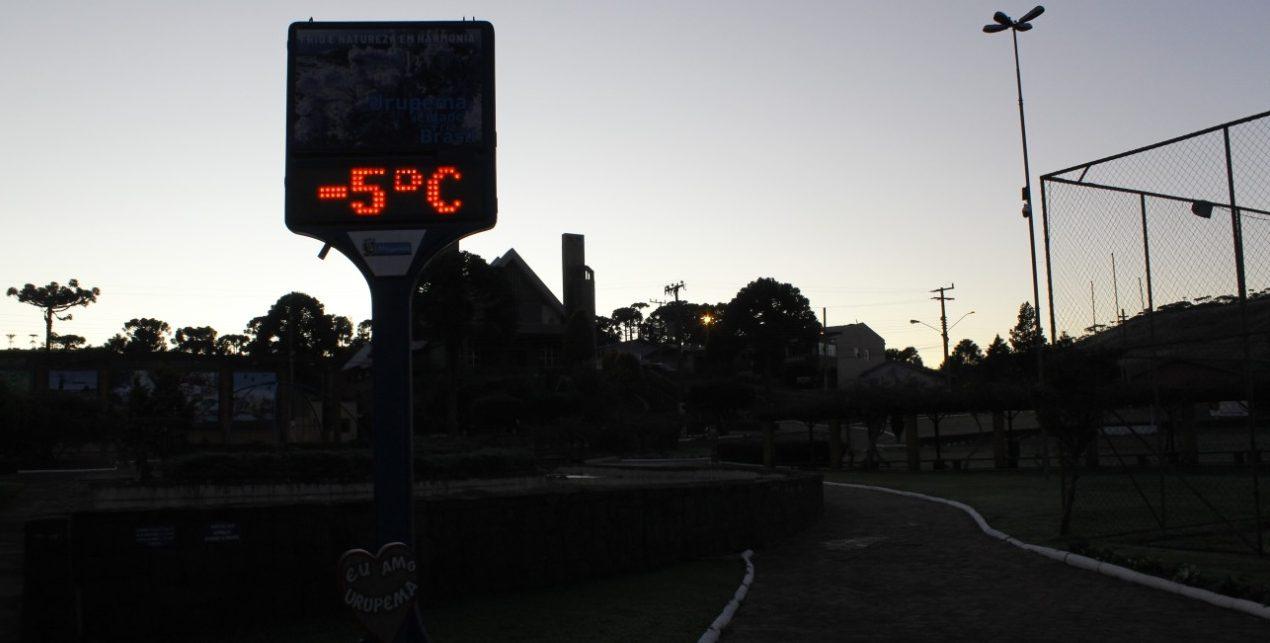 ALERTA É DE NOVO CICLONE EM SC E RS – Previsão é de muita chuva, com vento, frio até ocorrência de neve.