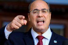 UM DOS FENÔMENOS DE VOTOS DA ÚLTIMA ELEIÇÃO NACIONAL PERDE O MANDATO – Governador do Rio, Wilson Witzel, sofre impeachment