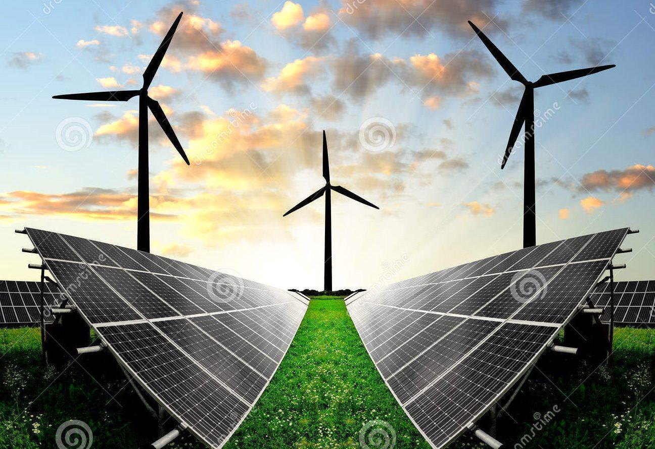 AS FONTES POTENCIAIS* RENOVÁVEIS DE ENERGIA: Sol, ventos e marés
